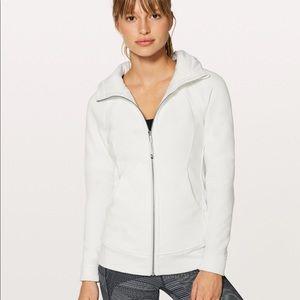 NWOT lululemon Scuba Hoodie Light Cotton Fleece